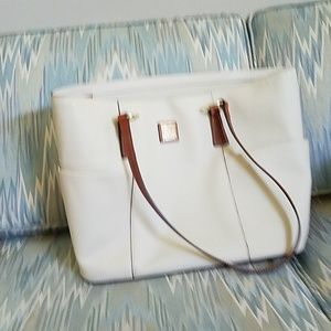 Authentic Dooney & Bourke large handbag
